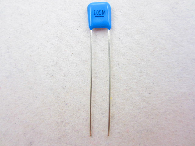 1000Pcs x  CERAMIC CAPACITOR 100pF   1KV  M    P=5mm L=25.4mm