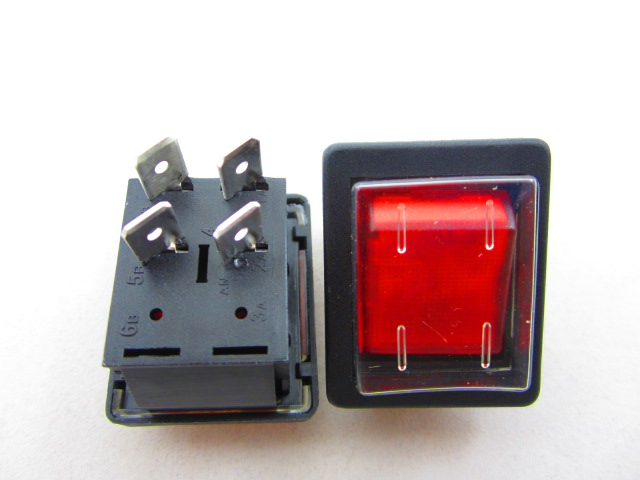 Arcolectric C1353aa Red Lead Electronics