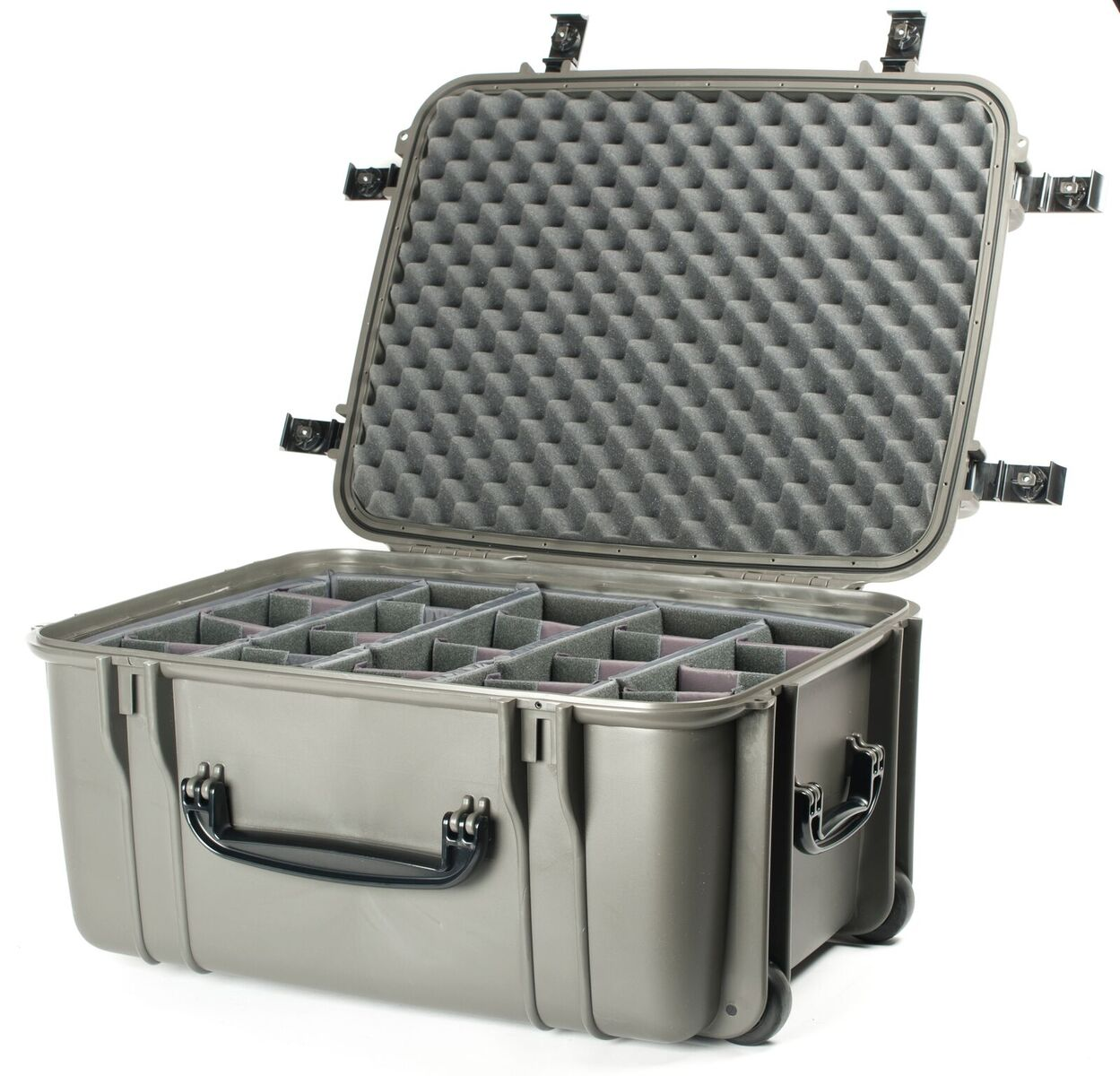 SEAHORSE PROTECTIVE EQUIPMENT CASES      SE1220D,GM